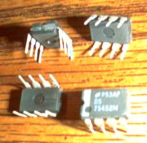Lot of 40: National Semiconductor DS75452N Pic 2