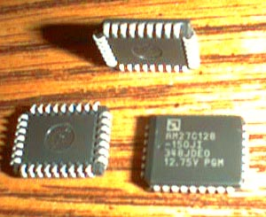 Lot of 30: AMD AM27C128-150JI Pic 2