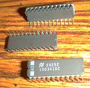 Lot of 14: National Semiconductor 100341DC Pic 2