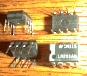 Lot of 27: National Semiconductor LM201AN Pic 2
