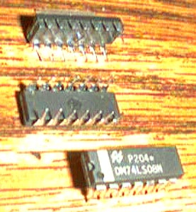 Lot of 37: National Semiconductor DM74LS08N Pic 2
