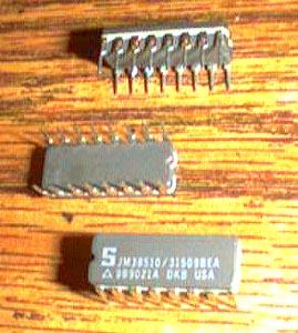 Lot of 5: Signetics JM38510/31509BEA Pic 2
