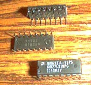 Lot of 24: AMD AM27LS19PC Pic 2