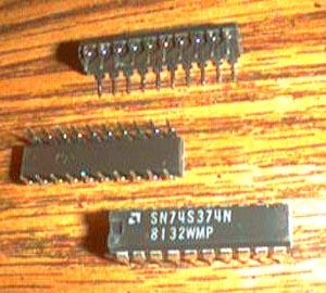 Lot of 13: AMD SN74S374N Pic 2