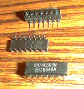 Lot of 16: Motorola SN74LS08N Pic 2