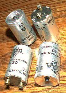 Lot of 30: DURA ELECTRIC FS-30 30 Watt Fluorescent Starters Pic 2
