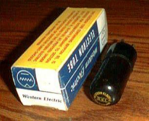 Western Electric 313CC Electron Tube Pic 1