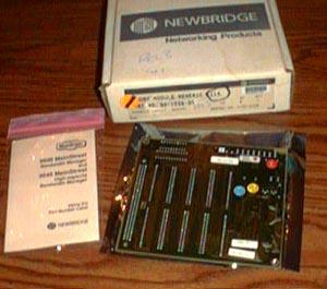 Newbridge 90-1036-01/D Memory Module Pic 1