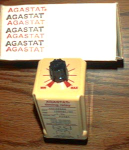 AGASTAT SSC32AA  Timing Relay   Pic 2