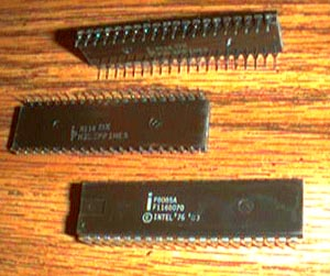 Lot of 8: Intel P8085A Pic 2
