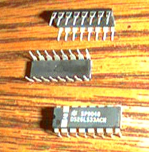 Lot of 25: National Semiconductor DS26LS33ACN Pic 2
