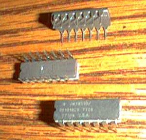 Lot of 13: National Semiconductor JM38510/05101BCB Pic 2