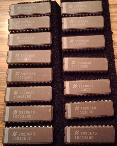 Lot of 15: National Semiconductor 100336DC