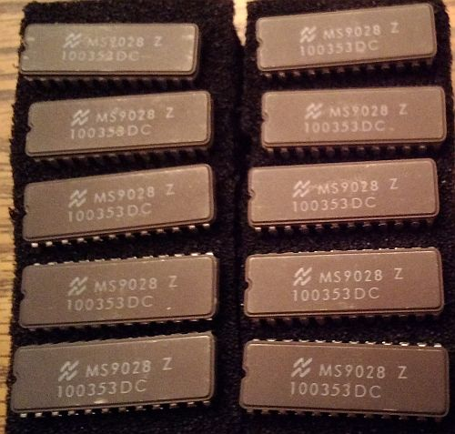 Lot of 10: National Semiconductor 100353DC