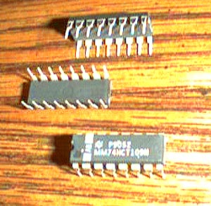 Lot of 25: National Semiconductor MM74HCT109N Pic 2