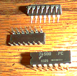 Lot of 25: Fairchild 74S00PC Pic 2