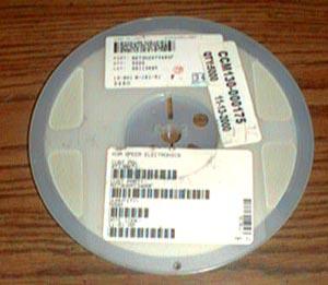 Lot of 5,000: KOA RK73H2AT3480F 348 Ohm Resistors Pic 1