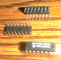 Lot of 25: Texas Instruments SN74LS367AN Pic 2