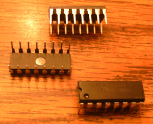 Lot of 25: National Semiconductor 74AC109PC