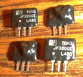 Lot of 119: TOKO JF3200I Pic 2