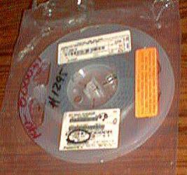 Lot of 140: Panasonic Tantalum Solid Electrolytic Caps  Pic 1