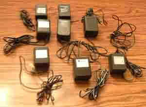 LOT: Chargers, Power Supplies and Transformers    Pic 1