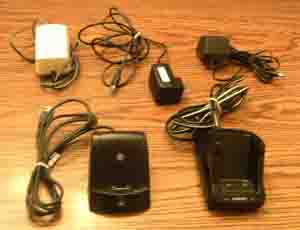 LOT: Chargers, Power Supplies and Transformers    Pic 2