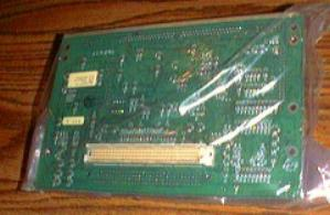 UNUSED: First Virtual Corp. FV-00709-00 Board w/ RAM Pic 2