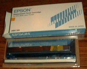 Unused: Epson EPL-6000 Toner Cartridge Pic 2