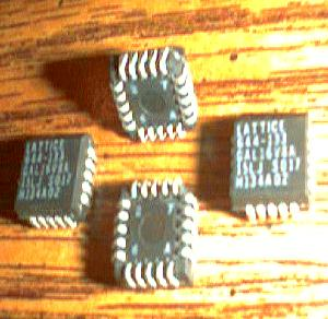 Lot of 27: Lattice GAL16V8A 15LJ     Pic 2