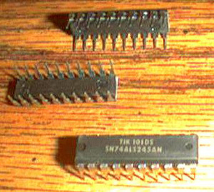 Lot of 20: Texas Instruments SN74ALS245AN Pic 2