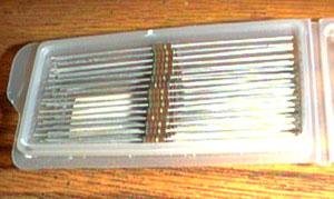 100: Allen Bradley RC07GF511J : 1/4W 510 Ohms Resistors Pic 2