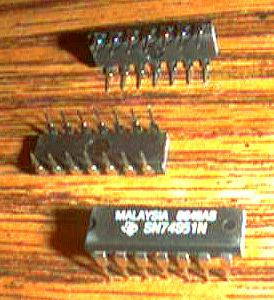 Lot of 25: Texas Instruments SN74S51N    Pic 2