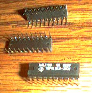 Lot of 20: Texas Instruments TIBPAL16L8-25CN Pic 2