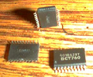 Lot of 37: Texas Instruments BCT760 Pic 2