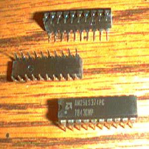 Lot of 9: AMD AM25LS374PC Pic 2