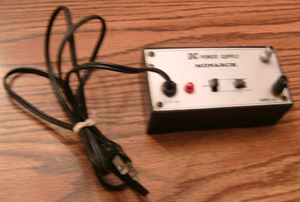 MONARCH MPS-6 DC Power Supply Pic 1