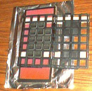 Lot of 13: ALCATEL 2840 DYNAMITE Chips Pic 1
