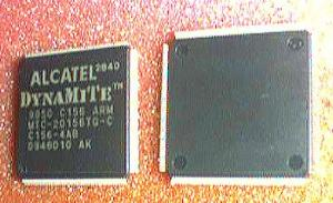 Lot of 13: ALCATEL 2840 DYNAMITE Chips Pic 2