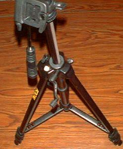 MX1000 Camera Tripod Pic 2