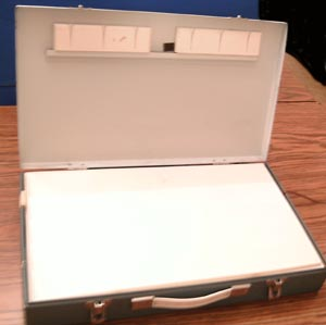 SMITH-VICTOR Model SS41 :: Illuminated Slide Viewer     Pic 2
