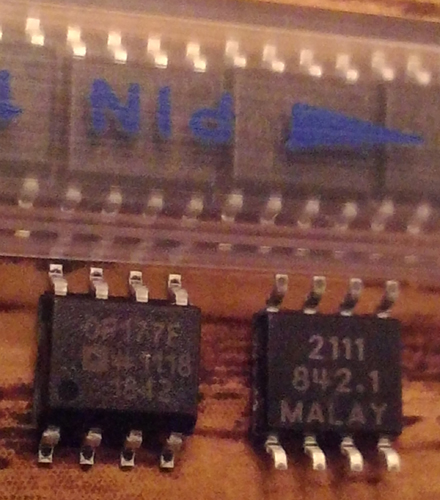 Lot of 80: Analog Devices OP177FSZ