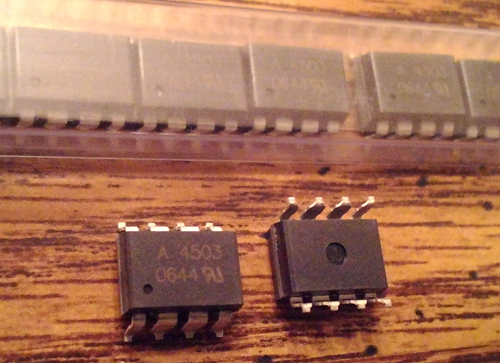 Lot of 26: Avago HCPL-4503-300