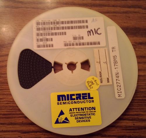 Lot of 2898 ?: Micrel MIC2774N-17BM5 TR