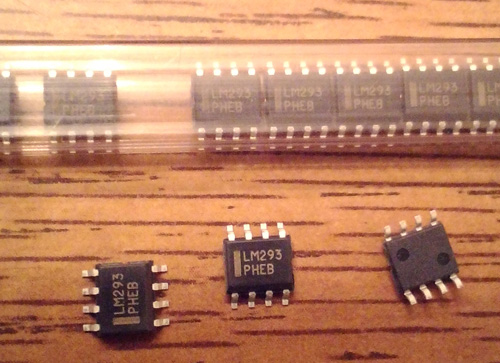 Lot of 84: ON Semiconductor LM293D