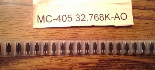 Lot of 30: Seiko Epson MC-405 32.768K-AO