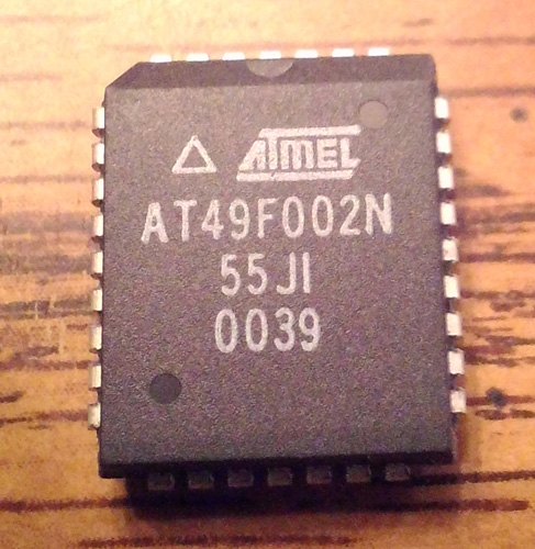 Atmel AT49F002N-55JI
