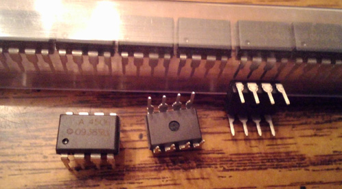 Lot of 20: Avago HCPL-4506-000E