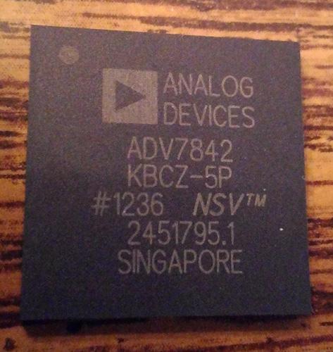 Analog Devices ADV7842KBCZ-5P