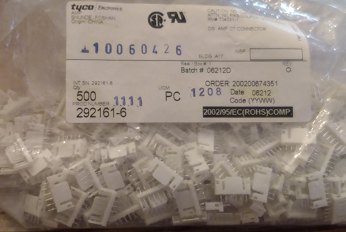 Lots of 500 ?: Tyco 292161-6